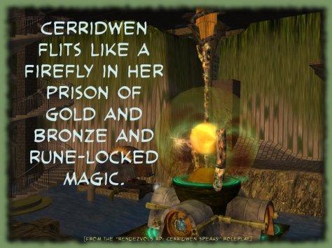 Cerridwen Speaks