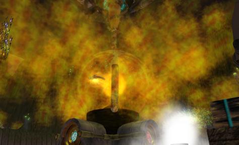 Cerridwen in Flames
