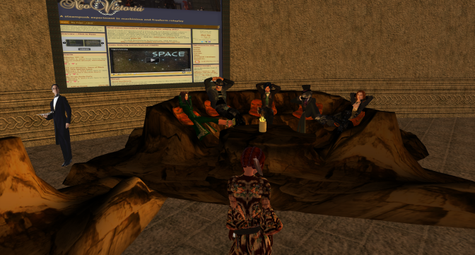 Roleplay Class in the Skyclub
