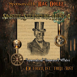 Sinister Steampunk 4 Poster