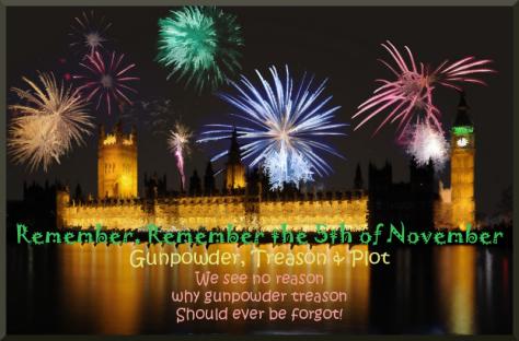 GuyFawkes Poster