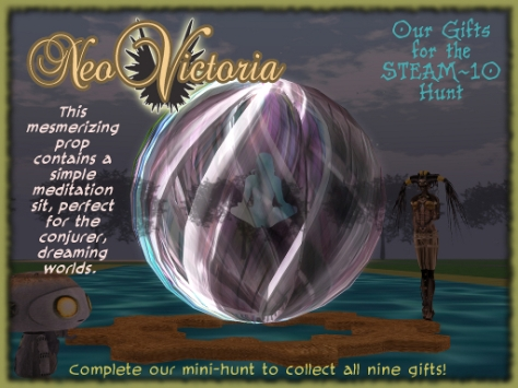 NeoVictoria Gifts for Steam 10: Dream Orb