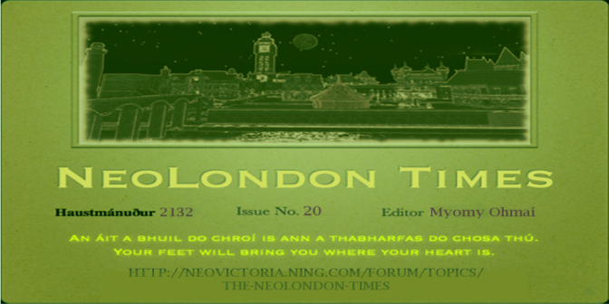 The NeoLondon Times ~ Volume 20
