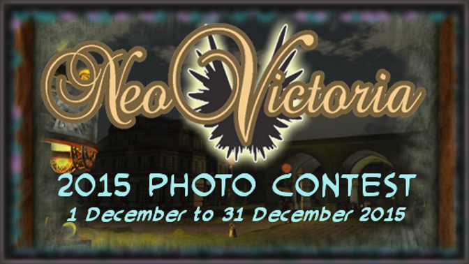 Update on the NeoVictoria 2015 Photo Contest