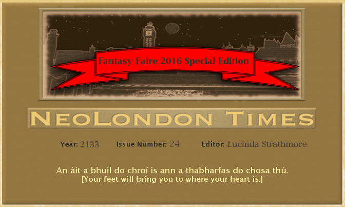 The NeoLondon Times ~ Volume 24