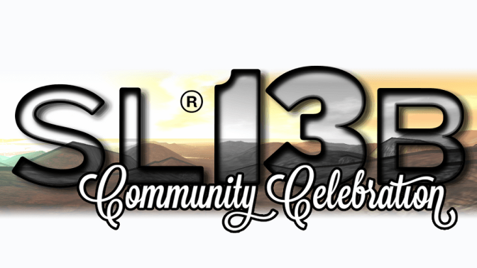 Happy 13th Birthday, Second Life!