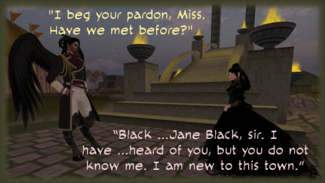 Met Before?